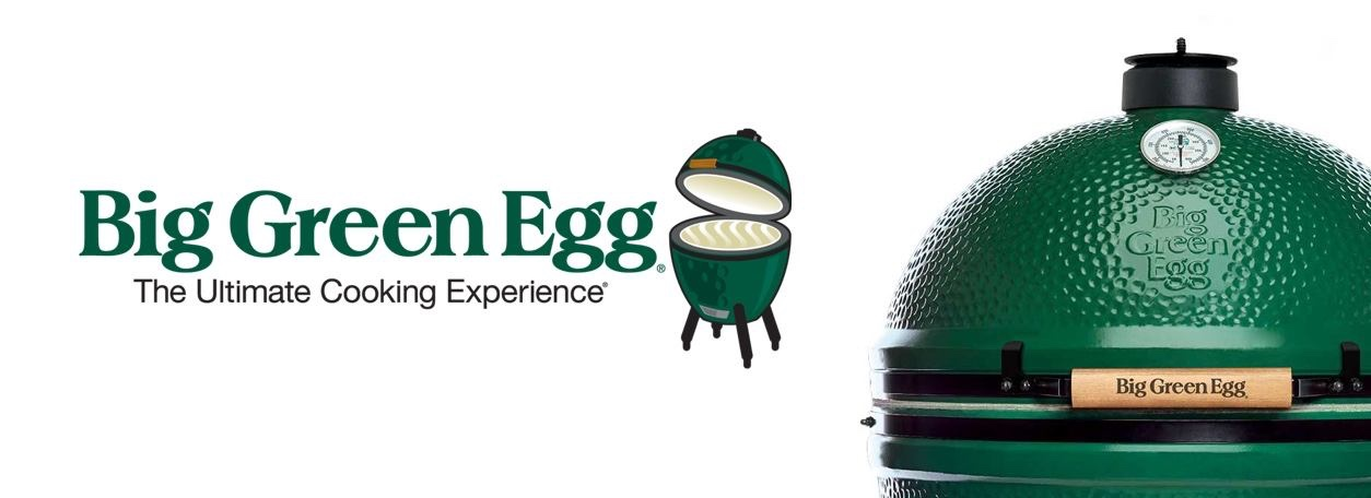 Big Green Egg - The Ultimate Cooking Experience with grill