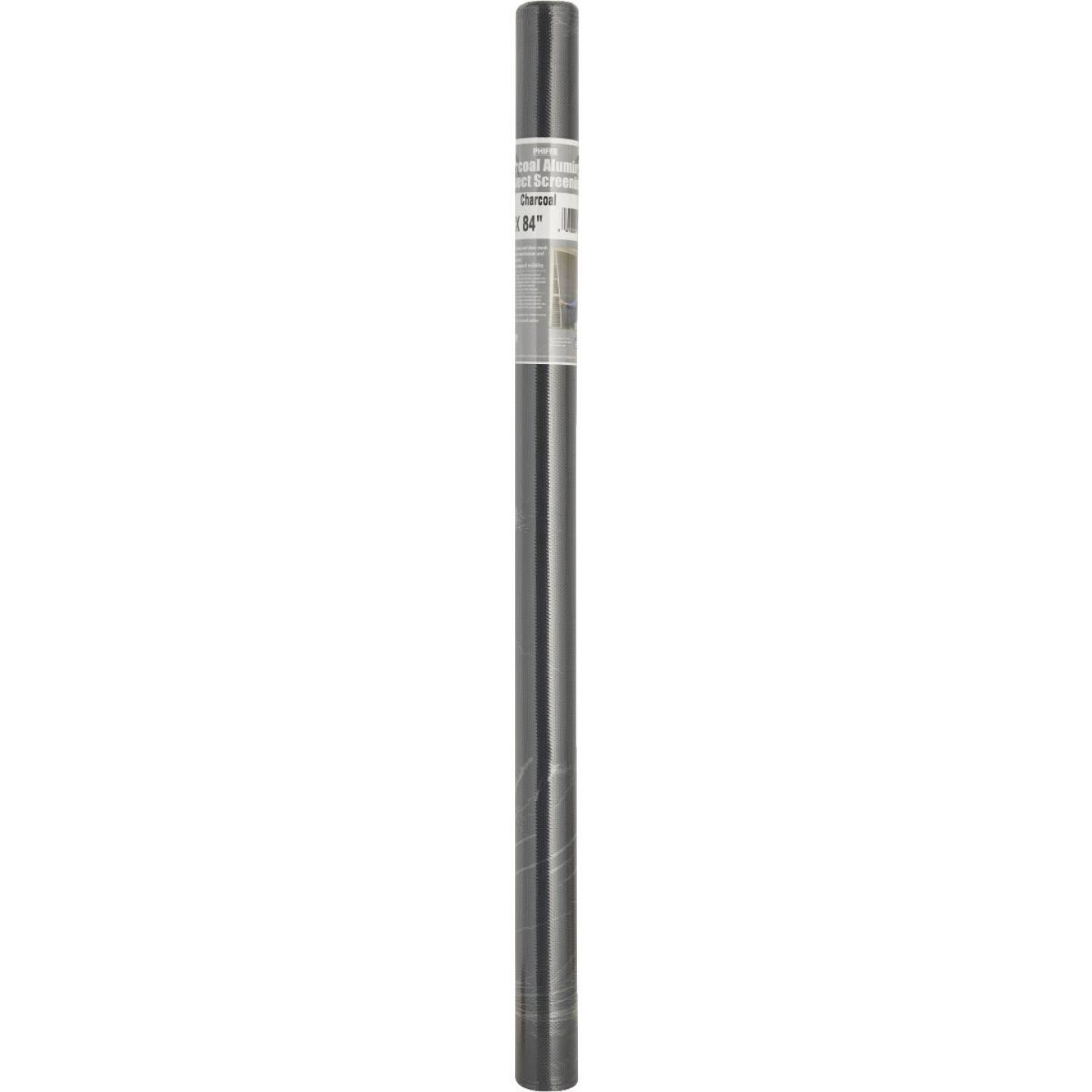 Phifer 36 In. x 84 In. Charcoal Aluminum Screen Ready Rolls Image 2