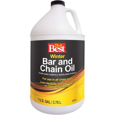 Do it Best Winter Bar and Chain Oil, 1 Gallon