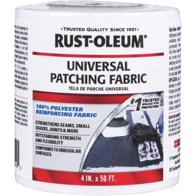 Rust-Oleum 4 In. x 50 Ft. Universal Patching Fabric